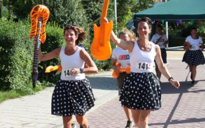Estafette-marathon One en Only Bona Rock around Splotsz Run