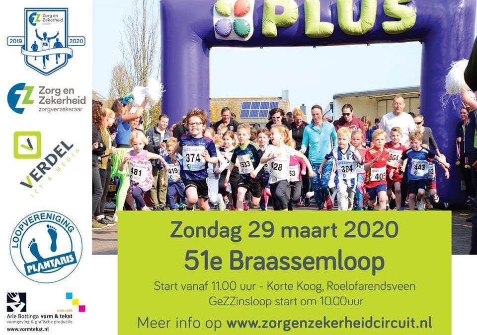 Braassemloop openingsevenement 2020