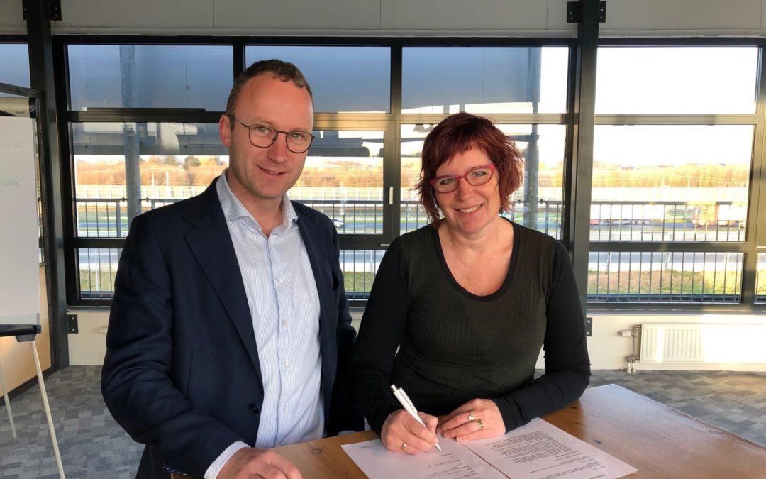 Verdel ICT & Media en LV Plantaris verlengen samenwerking